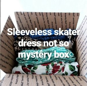 Skater dress not so mystery box
